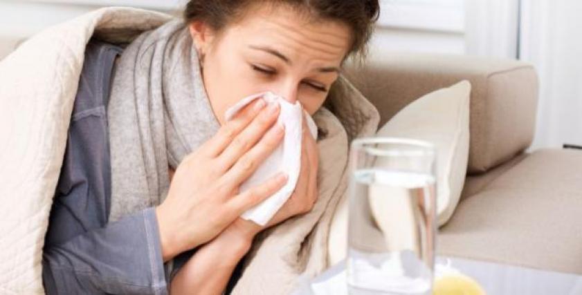 البقاء فى المنزل عند الشعور بالمرض