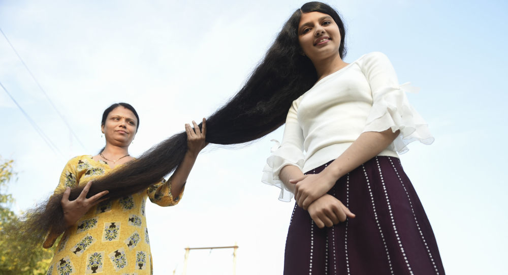 فتاة هندية تدخل موسوعة جينيس