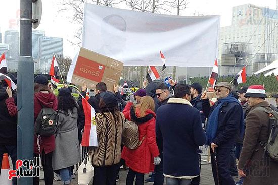 محمد فؤاد يغنى للجالية المصرية فى لندن (2)