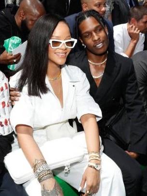 A$AP Rocky و ريهانا
