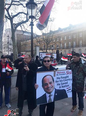 الجالية المصرية بلندن (6)