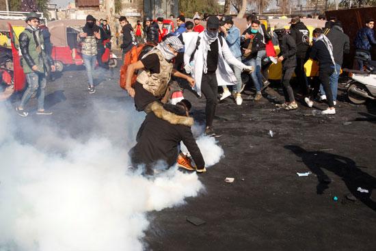 احتجاجات-العراق