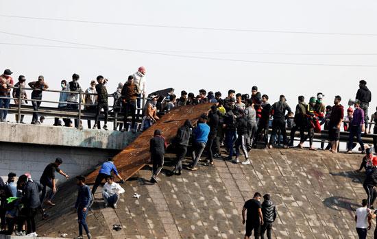 مظاهرات-العراق