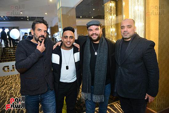 العرض الخاص لفيلم لص بغداد (1)