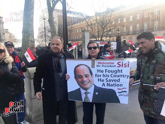 الجالية المصرية بلندن (3)