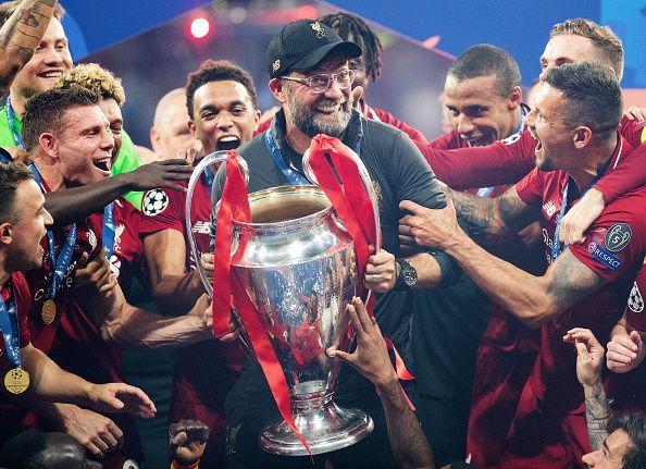 ليفربول سيحاول الاحتفاظ بلقب دوري الأبطال