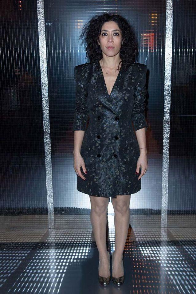الممثلة نادرة عيادي