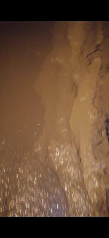 انتشار مياه الصرف الصحي (1)