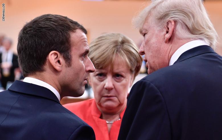 توتر العلاقة بين أمريكا وحلفائها خلق فراغا فى أوروبا