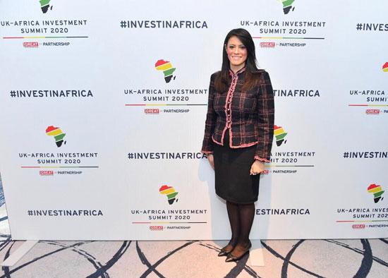 حصاد مشاركة وزيرة التعاون الدولى فى قمة الاستثمار البريطانية الأفريقية بلندن (4)