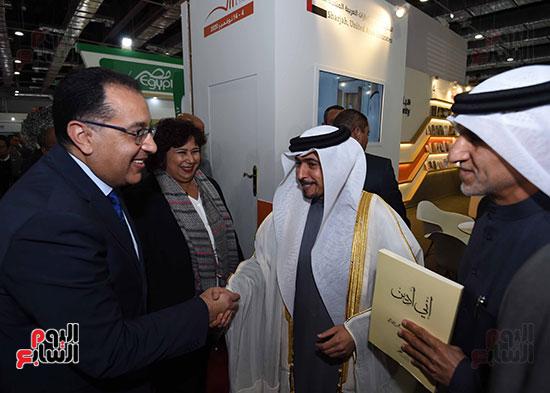 مصطفى مدبولى يفتتح معرض القاهرة الدولى للكتاب (17)