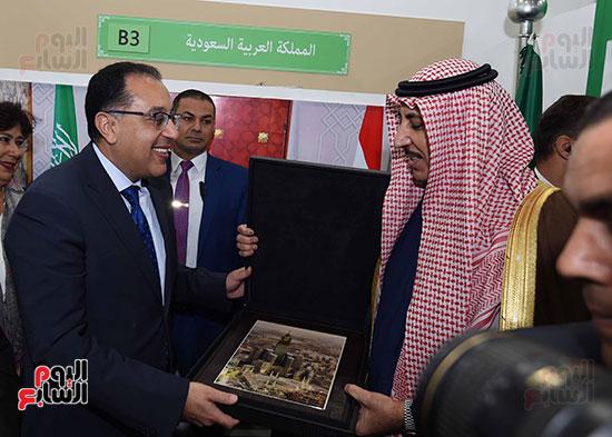 مصطفى مدبولى يفتتح معرض القاهرة الدولى للكتاب (12)