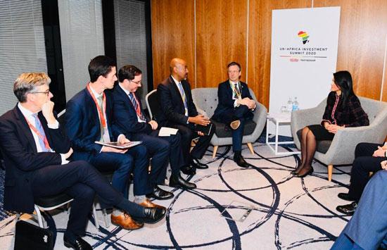 حصاد مشاركة وزيرة التعاون الدولى فى قمة الاستثمار البريطانية الأفريقية بلندن (3)