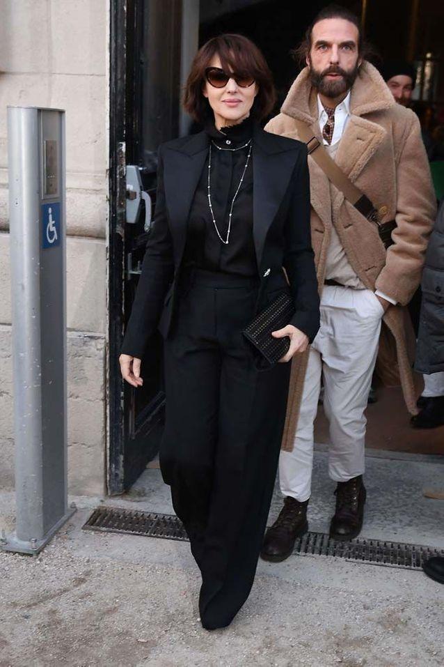 الممثلة مونيكا بيلوتشي