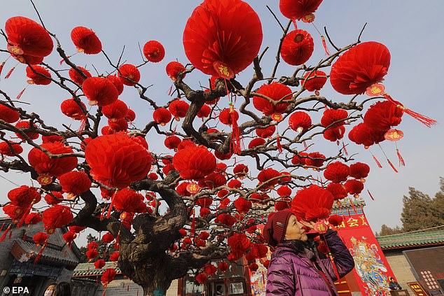 احتفالات بكين