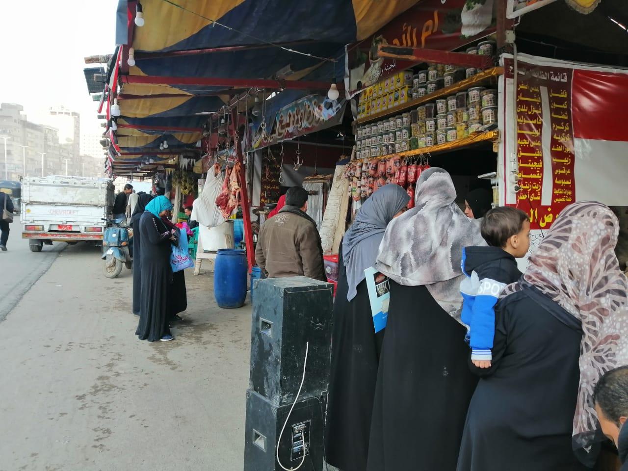 أسعار اللحوم والخضر والفواكه بأسواق محافظة الغربية (1)
