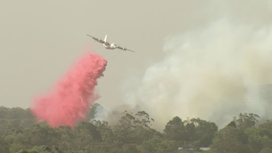 طائرات-للسيطرة-على-الحرائق
