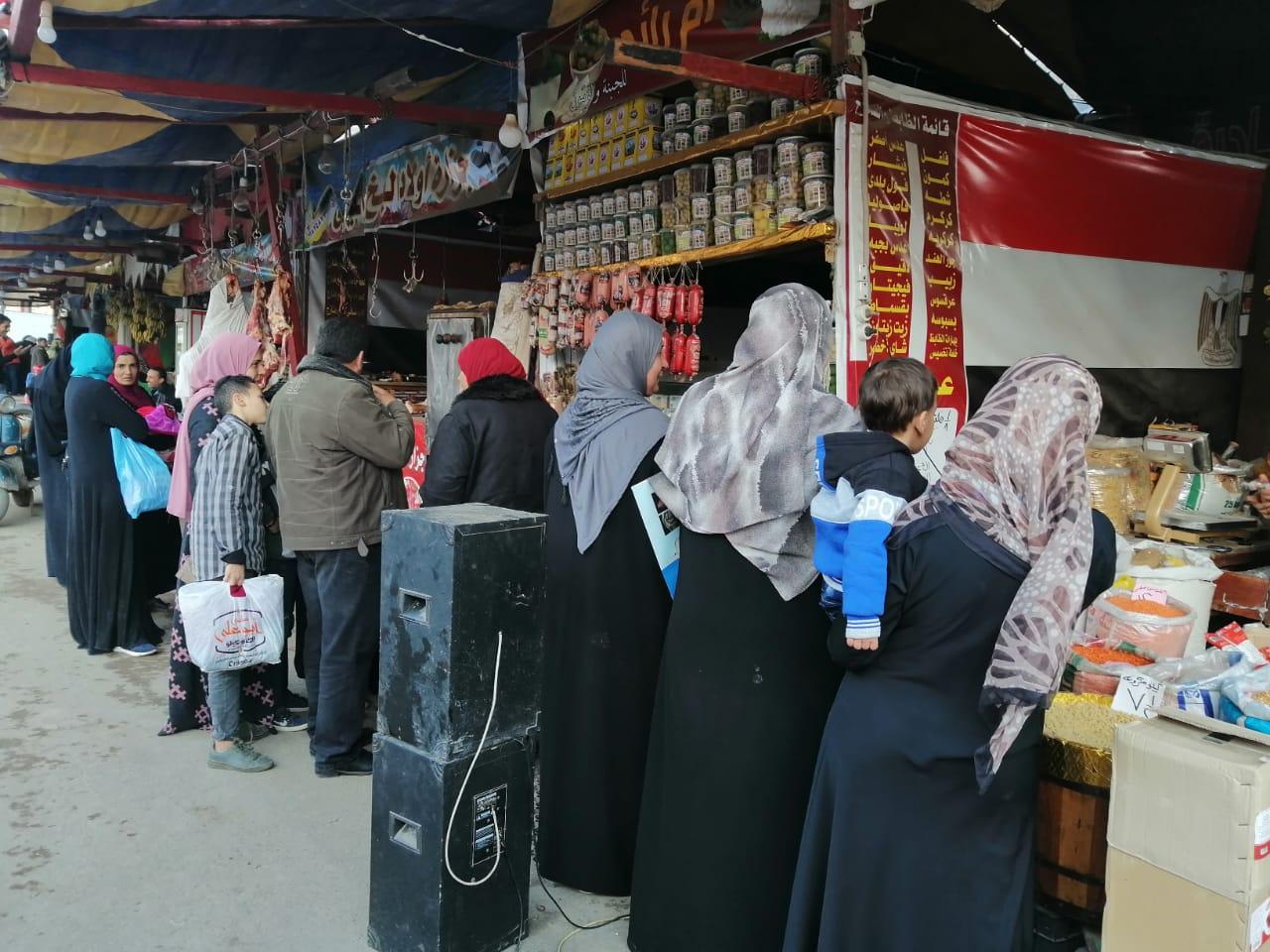 أسعار اللحوم والخضر والفواكه بأسواق محافظة الغربية (10)