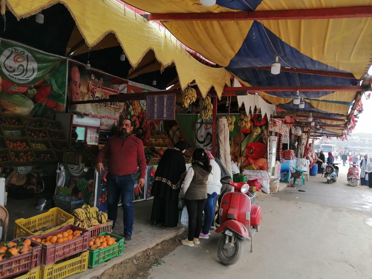 أسعار اللحوم والخضر والفواكه بأسواق محافظة الغربية (8)