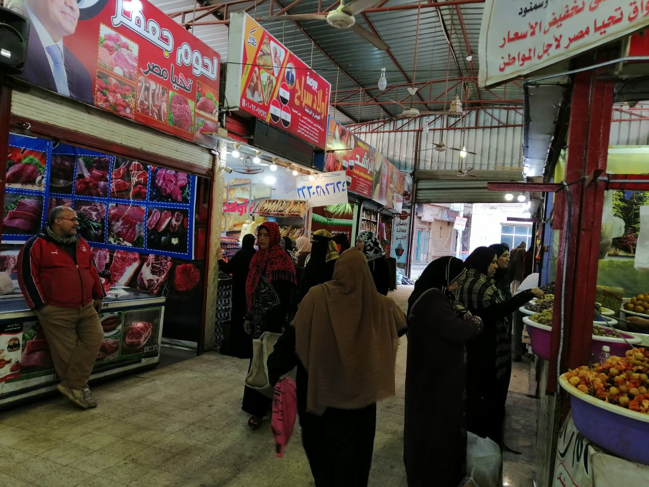 أسعار اللحوم والخضر والفواكه بأسواق محافظة الغربية (12)