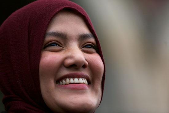 ياسمين-الله-الناشطة-فى-مجال-حقوق-الإنسان