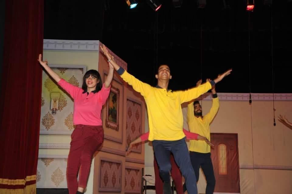 برنامج مودة يشارك  فى معرض الكتاب  بعروض مسرحية  (1)
