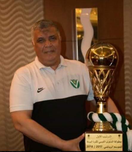 طارق سليم و كأس الدورى الليبى
