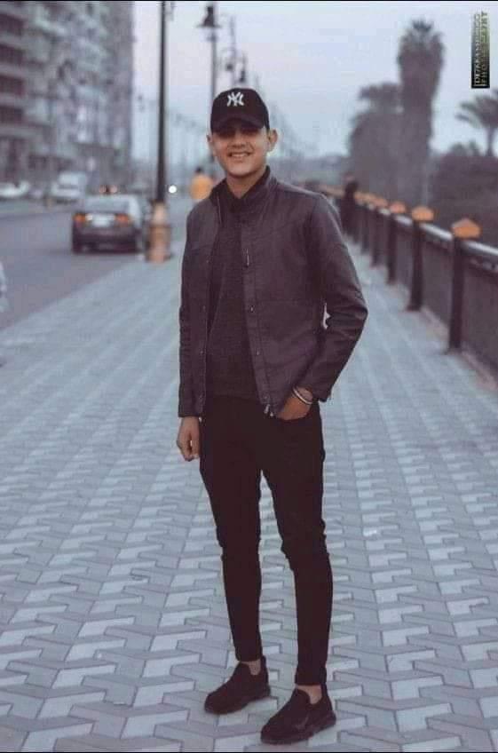 عمر محمود ضحية حادث الكورنيش ببني سويف