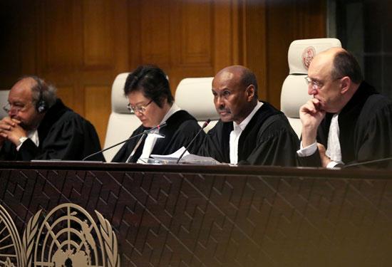 القضاة-فى-قضية-ضد-ميانمار-بشأن-الإبادة-الجماعية