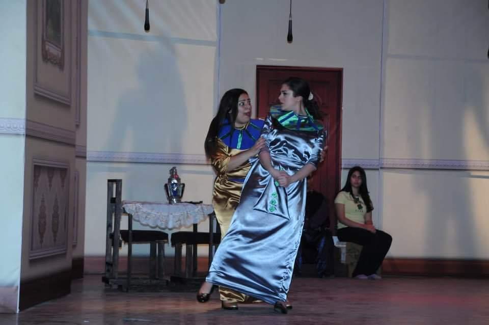 برنامج مودة يشارك  فى معرض الكتاب  بعروض مسرحية  (2)