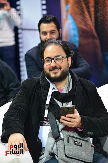 ندوة مصطفى شعبان معرض الكتاب (5)