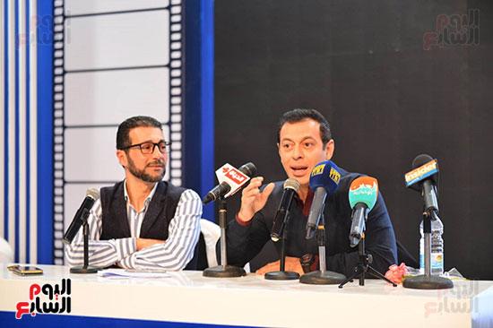 ندوة مصطفى شعبان معرض الكتاب (31)