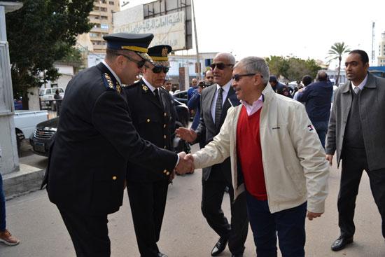 المحافظون يهنئون الشرطة فى عيدها الـ68 (8)
