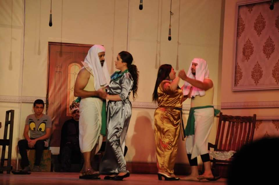 برنامج مودة يشارك  فى معرض الكتاب  بعروض مسرحية  (4)