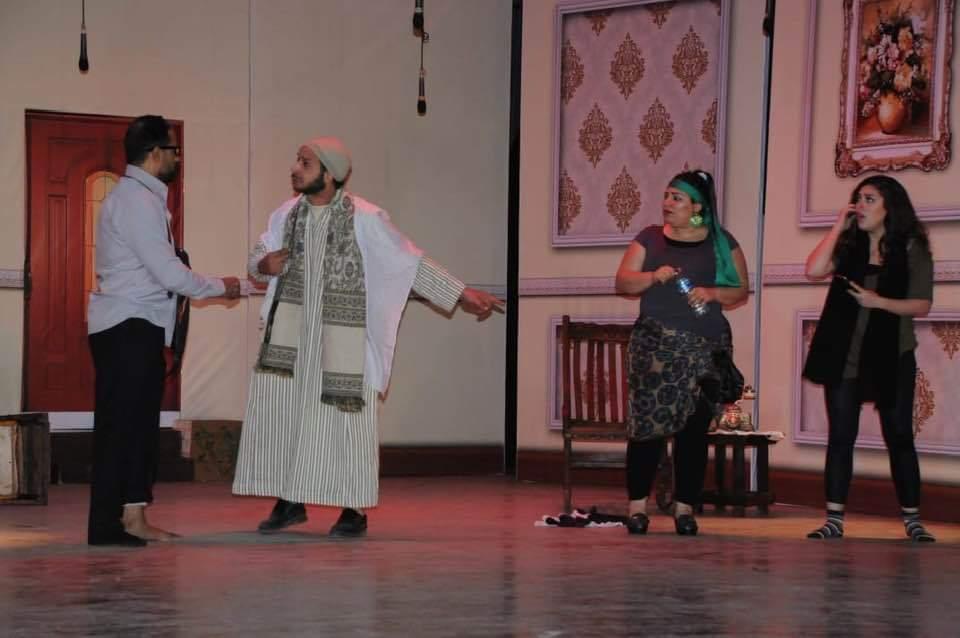 برنامج مودة يشارك  فى معرض الكتاب  بعروض مسرحية  (3)