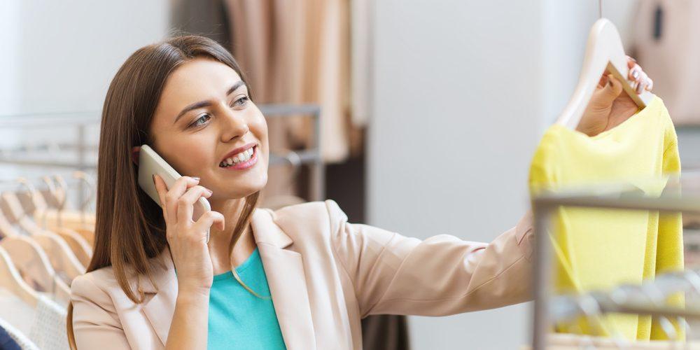 نصائح لشراء الملابس