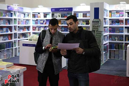 معرض القاهرة الدولى للكتاب (14)