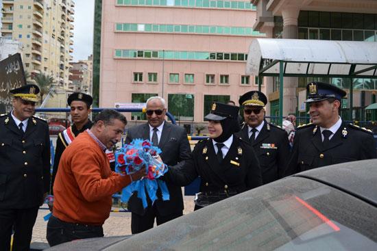 المحافظون يهنئون الشرطة فى عيدها الـ68 (6)