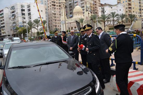 المحافظون يهنئون الشرطة فى عيدها الـ68 (5)