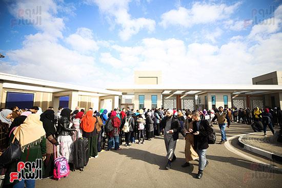 مركز  مصر للمعارض يستضيف معرض الكتاب