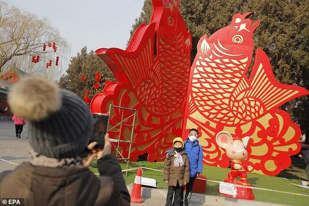 بكين تلغى الاحتفالات بسبب الفيروس