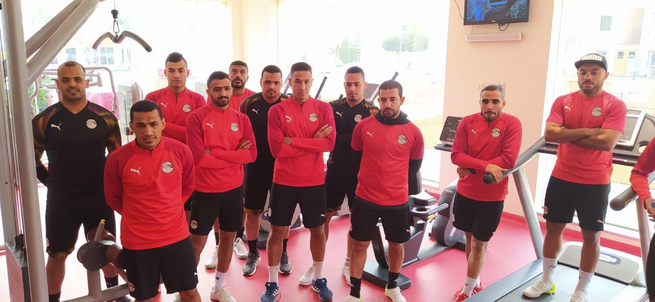 منتخب مصر لكرة الصالات (2)