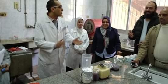 دورات تدريبة لتصنيع  الجبن القريش والزبادى والقشطة