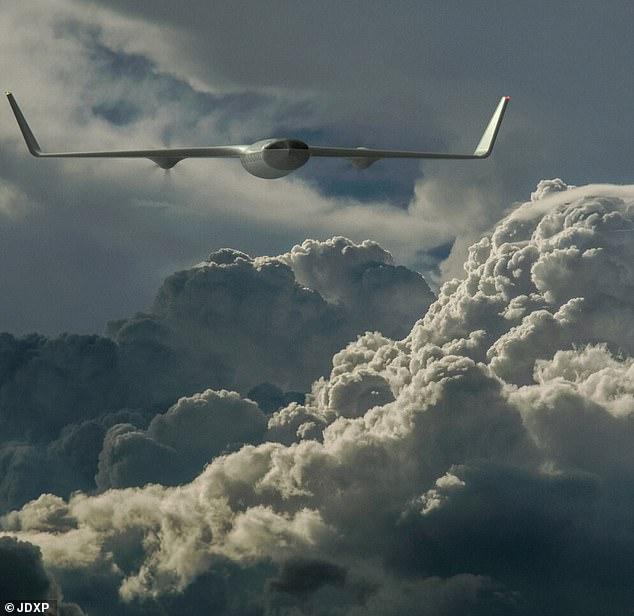 الطائرة المستقبلية 3