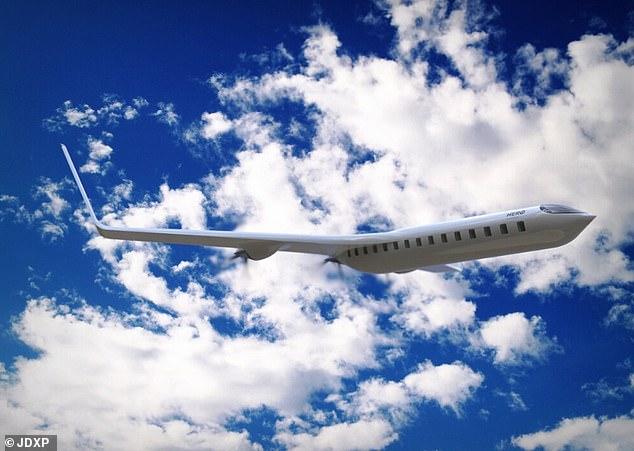 الطائرة المستقبلية 2