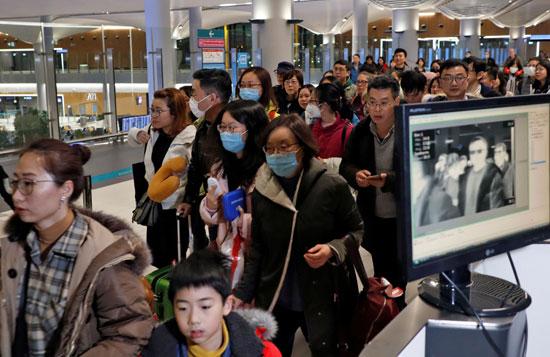تشديدات أمنية فى المطار