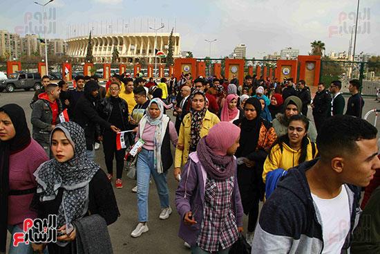 احتفالية وطن واحد باستاد القاهرة (2)