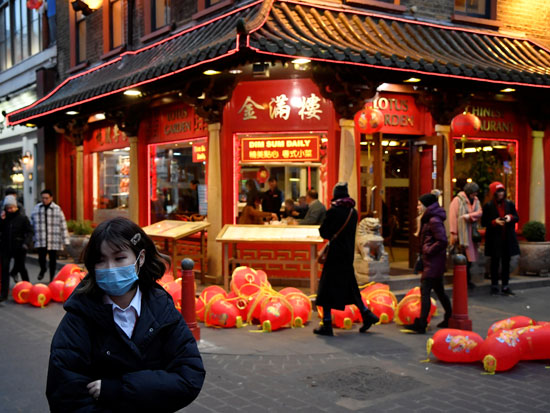 المدينة الصينية فى لندن (2)
