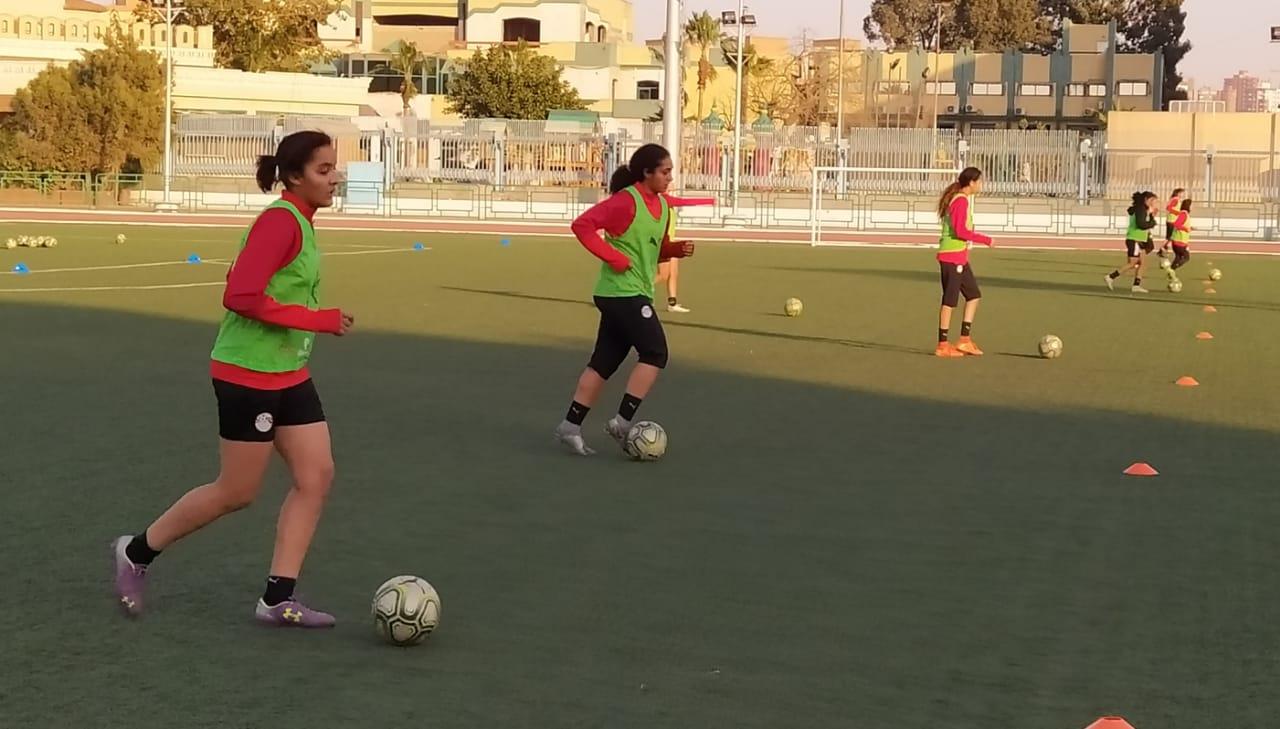 منتخب مصر للكرة النسائية تحت 20 سنة (2)