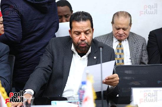 مؤتمر تحالف الأحزاب المصرية (6)